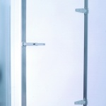 normal hinged door for cold storage