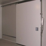 air-tight sliding door